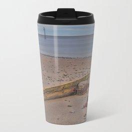 Fleetwood beach Travel Mug