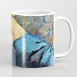 Amrita Sher-Gil - Self-portrait 1931 - Digital Remastered Edition Coffee Mug