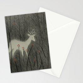 Deer Stationery Cards