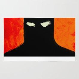 Bat Man Rug