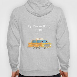 Release the inner New Yorker in you! Hoody