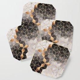 Smoky Cubes Coaster