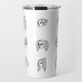 indecisiveness Travel Mug