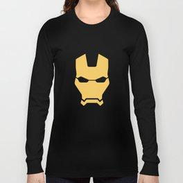 Iron man superhero Long Sleeve T-shirt