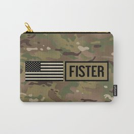 Fister (Camo) Carry-All Pouch