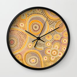 Inspired Abo Wall Clock