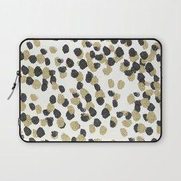 Leopard Glam Laptop Sleeve