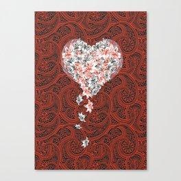 Pattern lovers Canvas Print