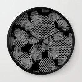geometry pattern Wall Clock