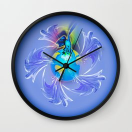 Freedom 5 Wall Clock