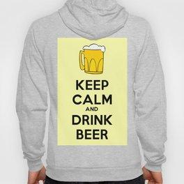 Keep Calm And Drink Beer Hoody