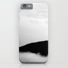 Island in the sky landscape iPhone Case