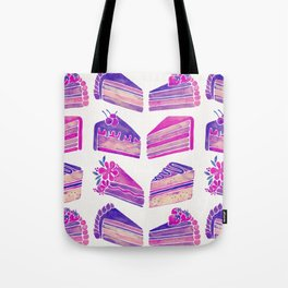 Cake Slices – Unicorn Palette Tote Bag