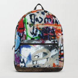 Mauerpark Graffiti Artwork Berlin Backpack
