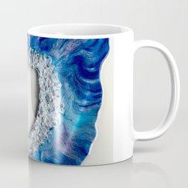 Geode Blue Coffee Mug