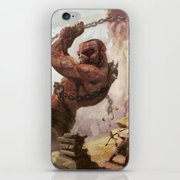 Giant's Wrath iPhone Skin