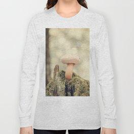 Woodland Mushroom Long Sleeve T-shirt