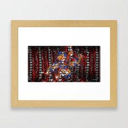 Plastic Wax Factory Vol 02 75 - CHTHONIC REVELATIONS Framed Art Print
