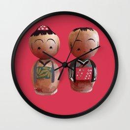 Souvenirs Wall Clock