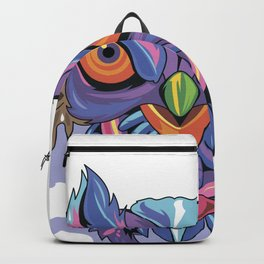 Owl Colors Backpack