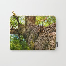 Old Growth Tree Carry-All Pouch