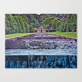 Trickle Down Canvas Print