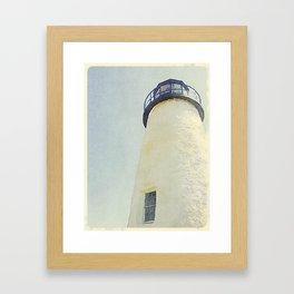 Pemaquid Point Lighthouse, Maine Framed Art Print