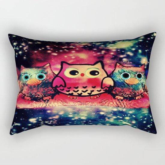 owl-256 Rectangular Pillow