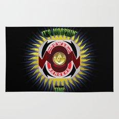 It's Morphin' Time - Green Ranger Rug