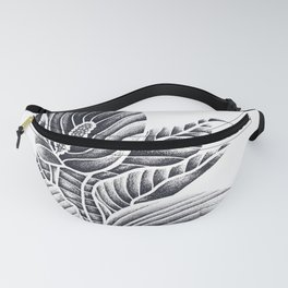 Peace Lily Fanny Pack