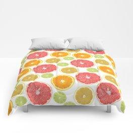 Citrus Love Comforters