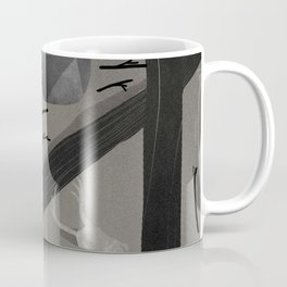 Foret brulée  Coffee Mug