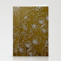shells Stationery Cards featuring Shells by ANoelleJay