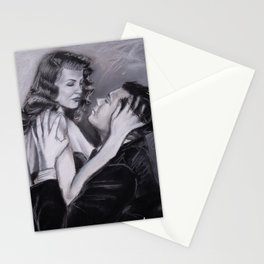 classic film 2  Stationery Cards