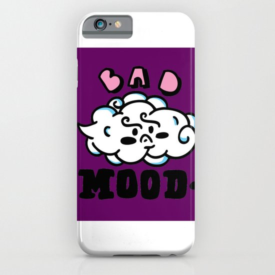 bad mood iPhone & iPod Case