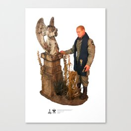 One Sixth Custom Figure 12 Canvas Print