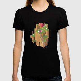 Normcore Ballad of the Seven Sheep T-shirt