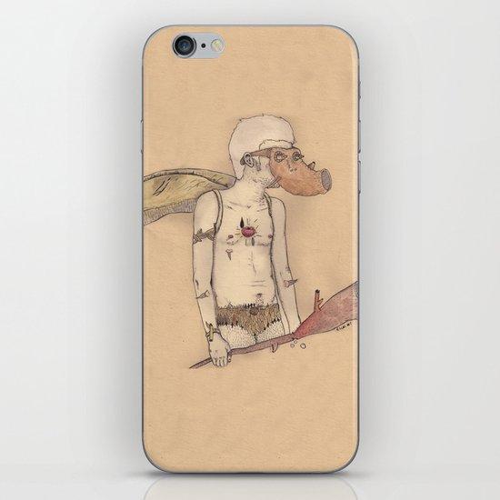 MT man iPhone & iPod Skin