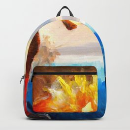 Know Who You Are Backpack