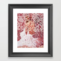 If These Walls Could Talk Framed Art Print