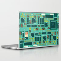 agnes Laptop & iPad Skins featuring Fat Agnes by William C. Dalebout