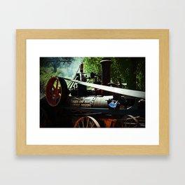 Collier Framed Art Print