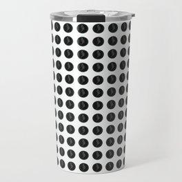 (Overworked) Guardian Angel Polka Dots Travel Mug