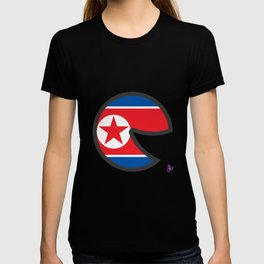 North Korea Smile T-shirt
