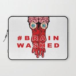 Brain Washed Laptop Sleeve