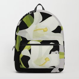 The Visit - Retro Vintage Tiger Cat Graphic Backpack