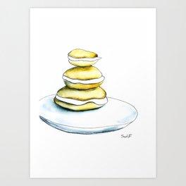YumYum Art Print