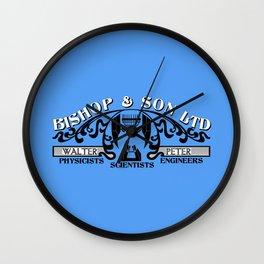 Bishop & Son Ltd Wall Clock