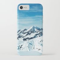 alaska iPhone & iPod Cases featuring Alaska by Elise Giordano