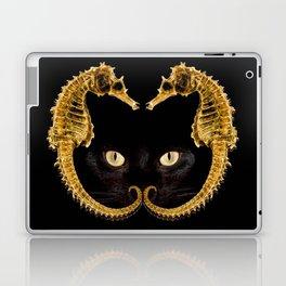 Cat Fish Laptop & iPad Skin